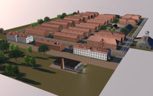3D Auschwitz 1