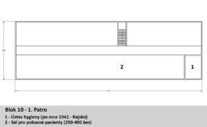 Technický výkres - Blok 10