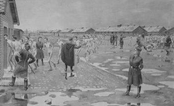 Jan Komski - Selekce a dezinfekce žen
